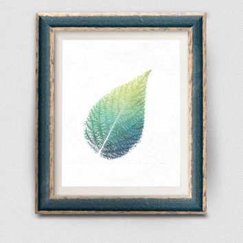 Contemporary Art, Watercolour Art, Digital Prints, Botanical Print, Botanical Wall Art, Printable Art, Instant Download, Modern Minimal