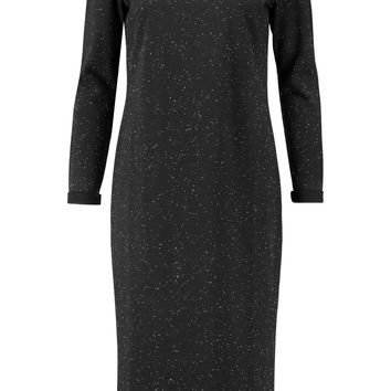 Iris and Ink Yolanda slub jersey midi dress – 0% at THE OUTNET.COM
