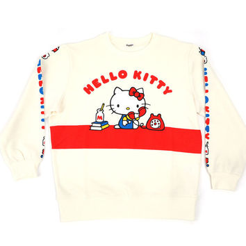 Hello Kitty Sweatshirt: Hi!