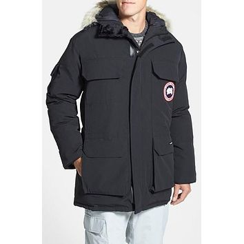 Men's Canada Goose 'Expedition' Relaxed Fit Down Parka