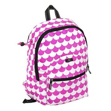 SCOUT Big Draw Backpack, Shell Yeah, 12-1/2 by 18 by 6-1/2 Inches