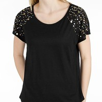 Jolt Embellished Top