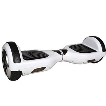 Two Wheels Self Balancing Mini Smart Electric Scooter Unicycle in White