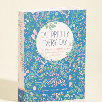 Eat Pretty Every Day | Mod Retro Vintage Books | ModCloth.com