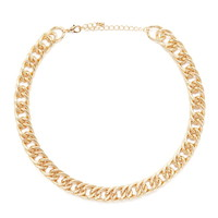 Curb Chain Necklace - Women - New Arrivals - 1000203183 - Forever 21 EU English