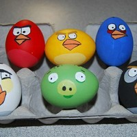Holidays / Angry Birds Easter Eggs