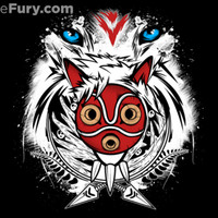Forest Spirit Protector - Gallery | TeeFury