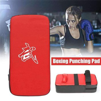 Leather Punching Boxing Pad Training Equipment
