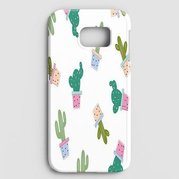 Cactus Paintful Samsung Galaxy Note 8 Case