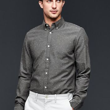 Nep Oxford Shirt