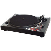 Pyle Pro Belt-drive Turntable With Pitch Center
