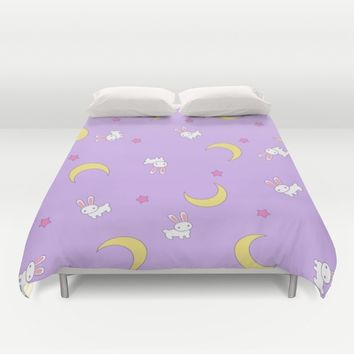 Sailor Moon - Usagi Duvet Cover by StudioMarimo