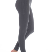 Lined Love Leggings, Olive