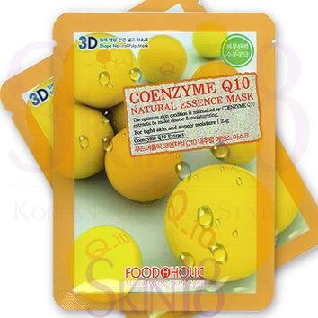 Foodaholic 3D Coenzyme Natural Essence Mask