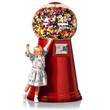 Giant Gumball Machine   Buy At Firebox.com