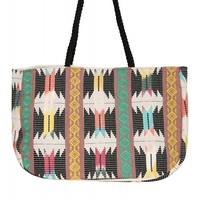 Aztec Print Big Bag