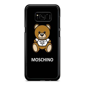 Not A Moschino Toy Samsung Galaxy S8 Plus Case