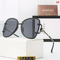 GUCCI Fashion New Polarized Leisure Glasses Eyeglasses Women 3#