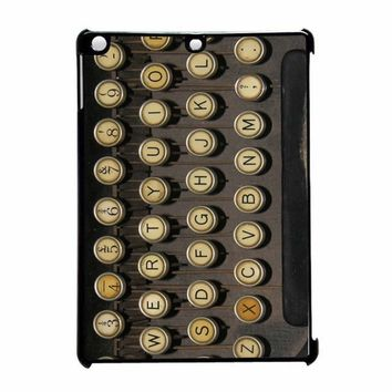 Typewriter 2 iPad Air Case