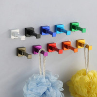 Multi-Function Decorative Wall Hooks & Racks (Clothes, Hangers, Towels, Coats and Robes)