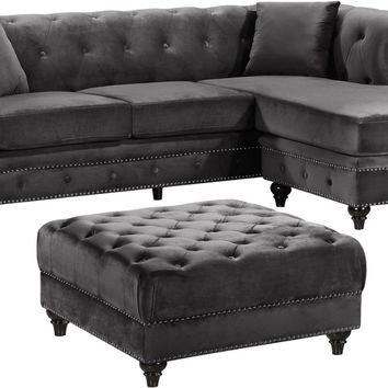 Best Tufted Sectional Sofa Products on Wanelo