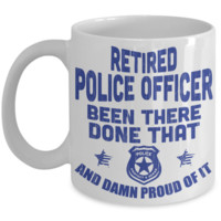 Been There Done That Mug, White