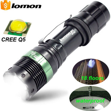 Portable Powerful Led Police/Tactical Rechargeable LED Torch