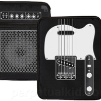 GUITAR & AMP iPAD CASE
