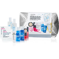 ULTA Fabulous Favorites 10 Pc Collection and Bag Silver Ulta.com - Cosmetics, Fragrance, Salon and Beauty Gifts