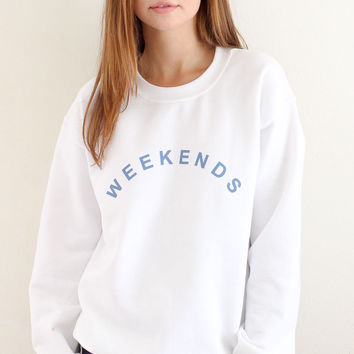 Weekends Sweater