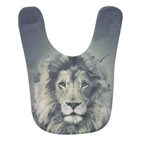 COSMIC LION KING | Custom Baby Bib