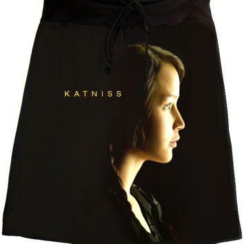 The Hunger Games Katniss Everdeen Skirt