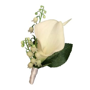 Boutonniere for the Groomsmen - Free Shipping