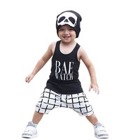 2pcs Toddler Infant Baby Boy T-shirt Tops+ Shorts Pants Outfit Clothes boys clothes Set Summer 2017 drop shipping
