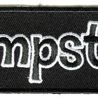 "Embroidered Iron On Patch - Pimpster 4"" Patch"