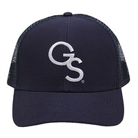 Georgia Southern University Mesh Back Hat in Navy by Peach State Pride
