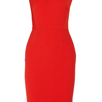 Roland Mouret - Hirta stretch-crepe dress