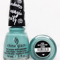 China Glaze Nail Polish 83988 One Polished Pony 0.5 oz