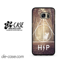 Harry Potter Logo DEAL-5119 Samsung Phonecase Cover For Samsung Galaxy S7 / S7 Edge