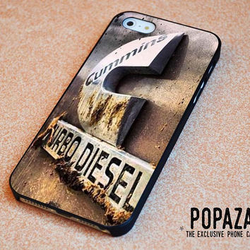 Cummins Turbo Diesel logo iPhone 5 | 5S Case Cover