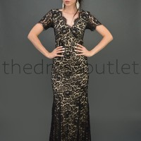 Long Mother of the Bride Plus Size Formal Dress 2018