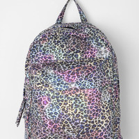 Urban Outfitters - BDG Leopard Metallic Fleck Backpack