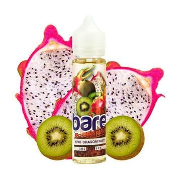 Bare Naked E-Juice - Kiwi Dragonfruit