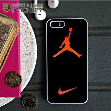 CREYUG7 Nike Air Jordan Jump Man Air iPhone 5C Case|iPhonefy