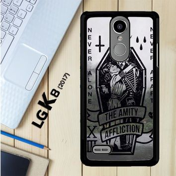 Amity Affliction Band L1344 LG K8 2017 / LG Aristo / LG Risio 2 / LG Fortune / LG Phoenix 3 Case