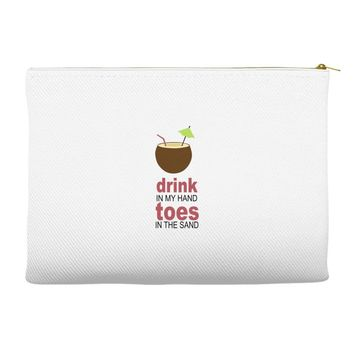 drink in my hand Accessory Pouches