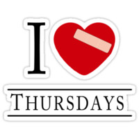 I Love Thursdays- Grey's Anatomy