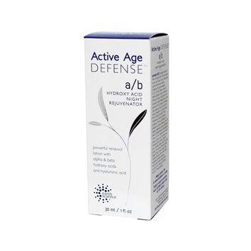 Earth Science Active Age Defense A B Hydroxy Acid Night Rejuvenator (1x1 Fl Oz)