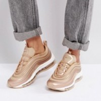 Nike Air Max 95 Trainers In Pink at asos.com
