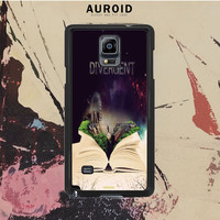Beautiful Divergent Samsung Galaxy Note 4 Case Auroid